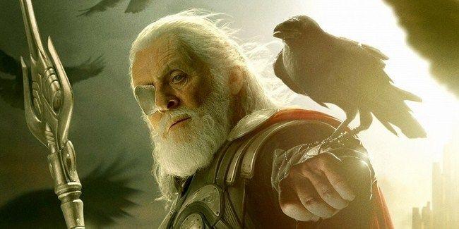 Nhiều khả năng Odin dấu viên Soul Gem ở một bên mắt
