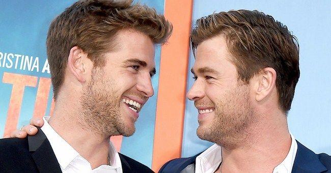 Hai anh em Chris và Liam Hemsworth có một cuộc cạnh tranh vô cùng thú vị