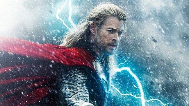 Còn ai hợp với vai diễn Thor hơn Chris Hemsworth ?
