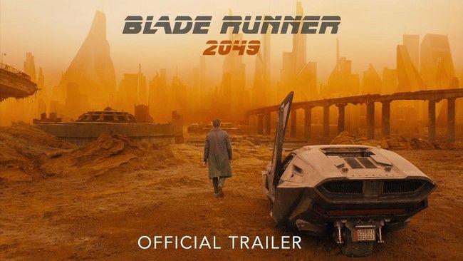 Các phần phim ngắn được phát hành để mở đường cho Blade Runner 2049