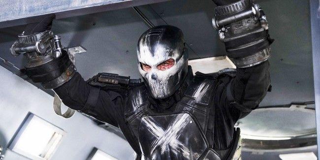 Trong Captain America: Civil War, Crossbones bị mắc kẹt trong vụ nổ do chính mình gây ra và điều này khiến nhiều người nghĩ vai diễn này đã kết thúc