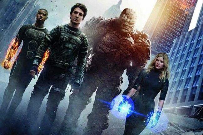 Fantastic 4 năm 2015 là một thảm họa
