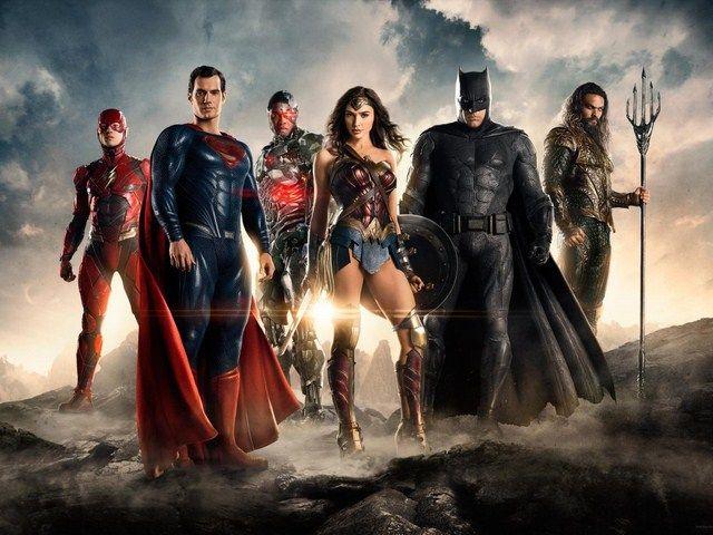 Justice League được hy vọng là sẽ nối tiếp thành công của Wonder Woman