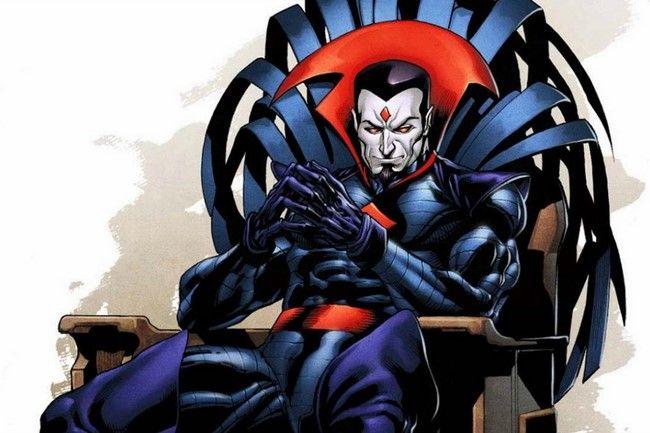 Nhiều tin đồn cho rằng Mister Sinister sẽ là phản diện chính trong Gambit