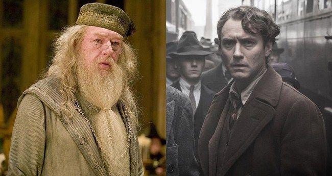 Nam tài tử Jude Law sẽ hóa thân thành Dumbledore hồi trẻ
