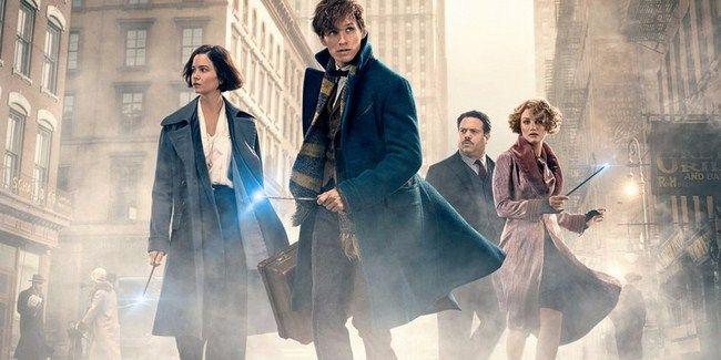 Fantastic Beast and Where to Find Them là một trong những dự án được mong chờ nhất trong năm 2018