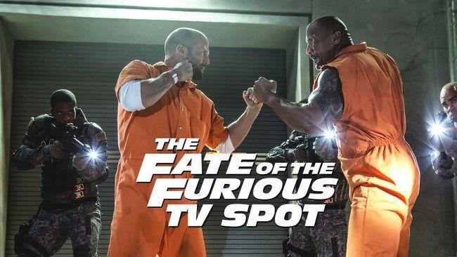 Hãng phim đang lên kế hoạch cho ra mắt phim Spinoff của nhân vật Luke Hobbes và Dereck Shaw