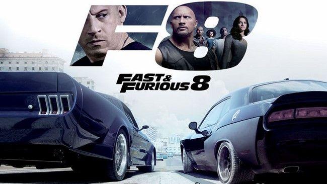 Fast 8 có doanh thu lên tới hơn 1 tỷ USD