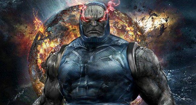 Darkseid sẽ trở thành chú của Steppenwolf?