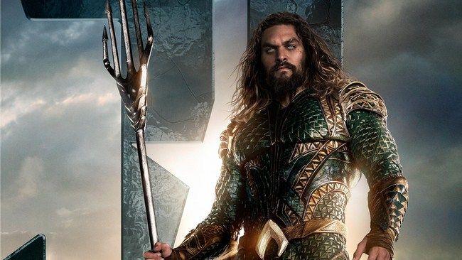 Khả năng cao trailer đầu tiên của Aquaman cũng sẽ được phát hành cùng với Justice League