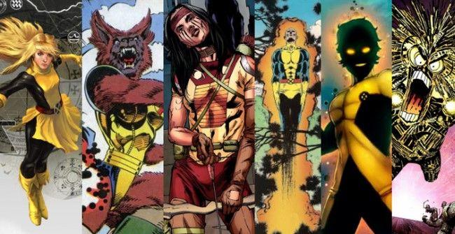 New Mutants là nhóm tập hợp các dị nhân trẻ tuổi với sức mạnh thiên hướng nhiều về tâm linh