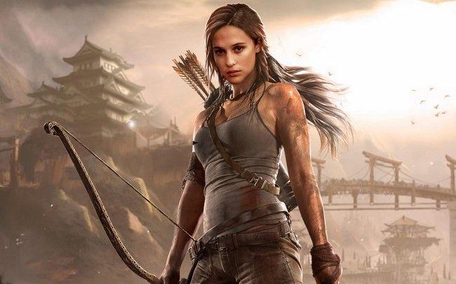 Tomb Raider 2017 là bản phim chuyển thể từ video game đình đám Tomb Raider