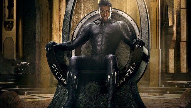 Black Panther là bộ phim đầu tiên của MCU được phát hành trong năm 2018