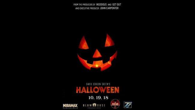 Halloween sẽ được ra mắt đúng dịp Halloween 2018