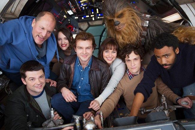Han Solo là phần phim riêng về nhân vật Han Solo của Series Star War đình đám