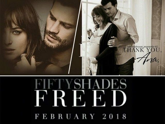 Fifty Shades of Freed là phần cuối trong bộ 3 phim Fifty Shades