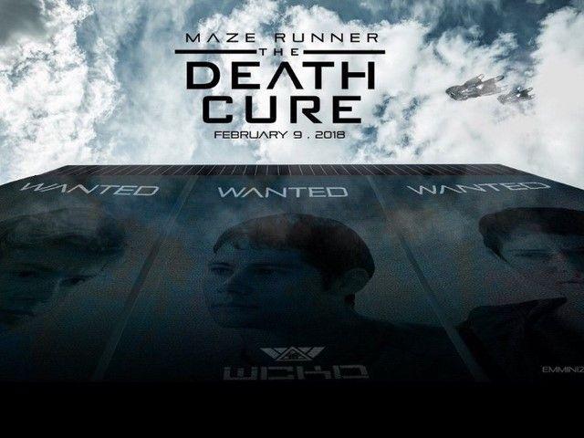Death Cure là phần cuối của series Maze Runner