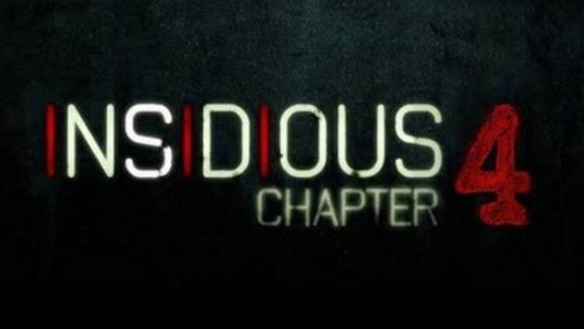 Mở đầu năm 2014 là phần phim thứ 4 của series phim Insidious