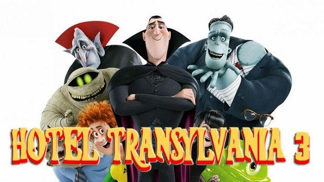 Hotel Transylvania 3 cũng quay trở lại