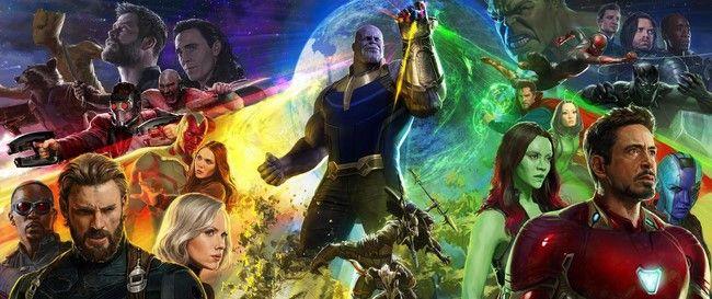Avengers: Infinity War là dự án phim được mong chờ nhất trong năm 2018