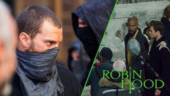 Robin Hood là dự án khá kín tiếng