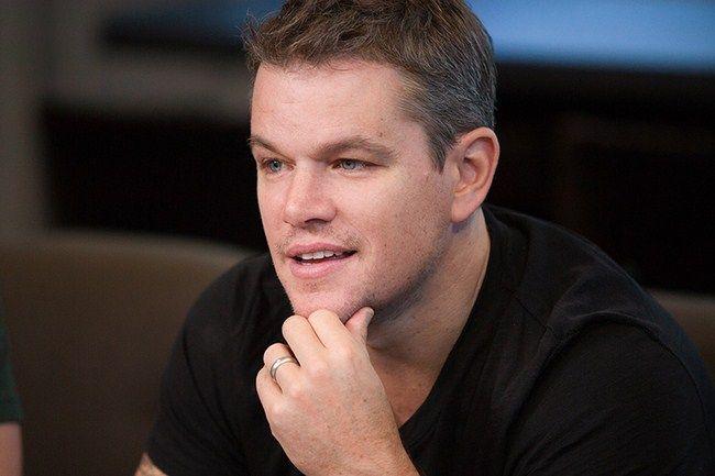 Matt Damon đã nhường lại cơ hội trở thành Matt Damon cho Ben Affleck