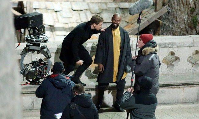 Tài tử Jamie Foxx cũng sẽ tham gia bộ phim