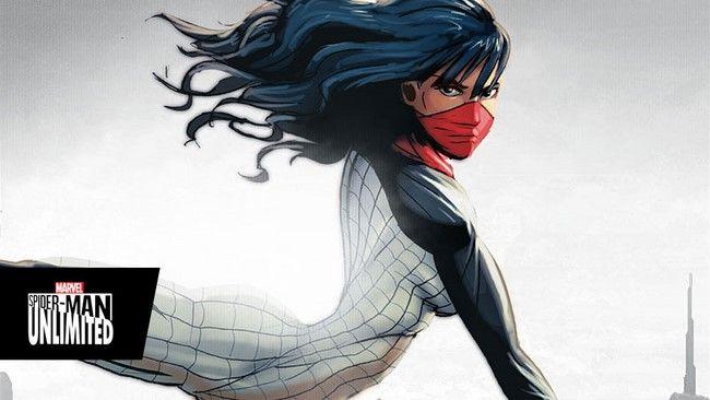 Silk là nhân vật mới được giới thiệu vào năm 2014, cô có năng lực giống với Spider-Man