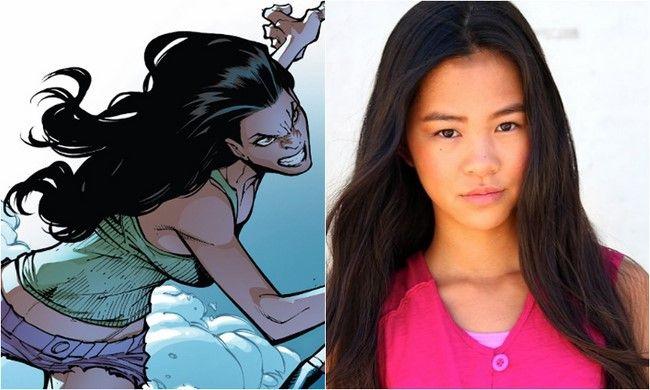 Nhân vật Cindy Moon từng xuất hiện trong Spider-Man: Homecoming