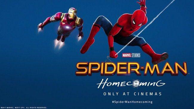 Spider-Man: Homecoming là một trong những tác phẩm thành công nhất năm 2017