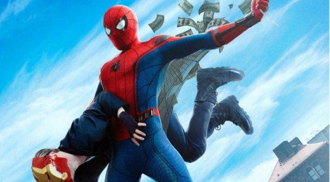 Vượt qua nhiều tên tuổi đình đám khác, Spider-Man: Homecoming chính thức trở thành phim siêu anh hùng có doanh thu cao nhất năm 2017
