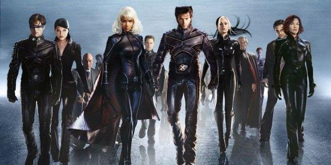 X-Men được Fox đưa lên màn ảnh rộng vào năm 2000