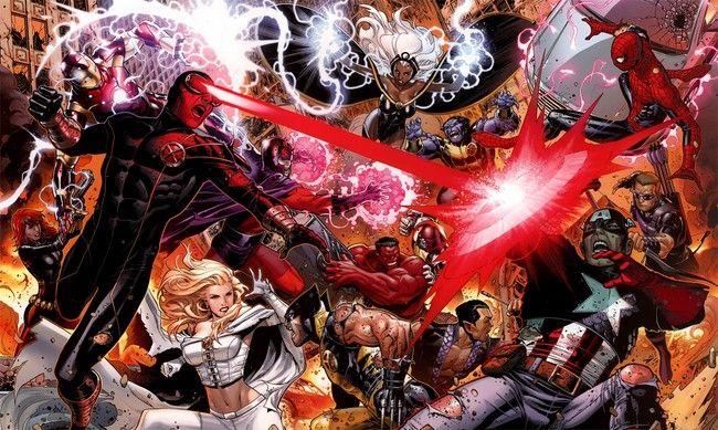 X-Men. Fantastic Four, Avengers sẽ cùng chung một vũi trụ điện ảnh trong tương lai không xa