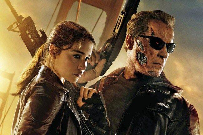 Với dự án Terminator 6 nội dung của Terminator: Genisys coi như bị phủ nhận hoàn toàn
