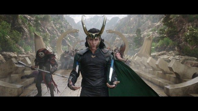 Loki là nguyên nhân khiến Asgard rơi vào nguy cơ bị diệt vong