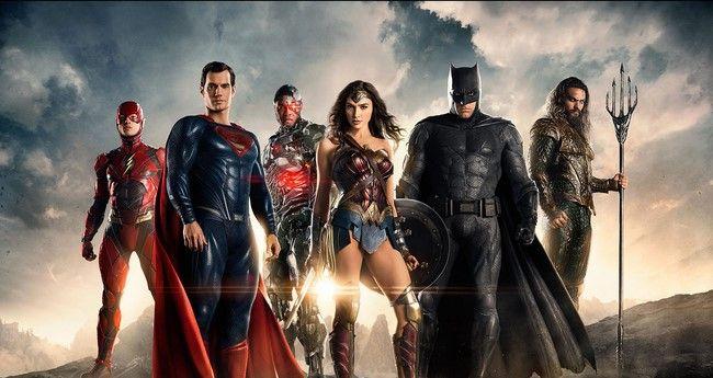 Justice League là dự án quyết định đến sự thành bại của DCEU