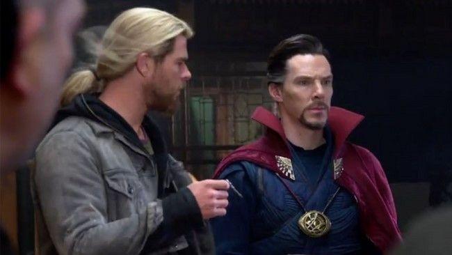 Doctor Strange tiếp tục xuất hiện trong trailer dành riêng cho thị trường Trung Quốc của Thor: Ragnarok
