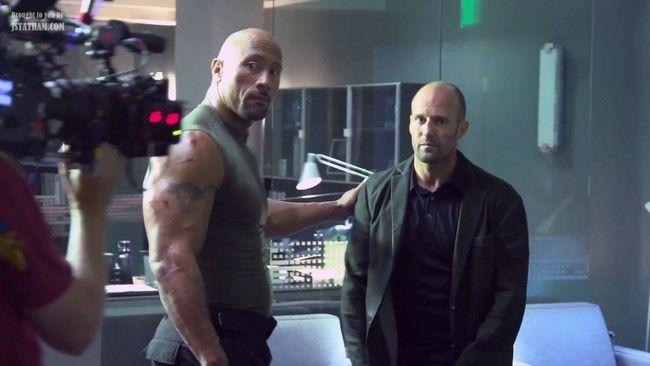 Phần phim Spin-off sẽ tập trung vào nhân vật Luke Hobbs và Deckard Shaw