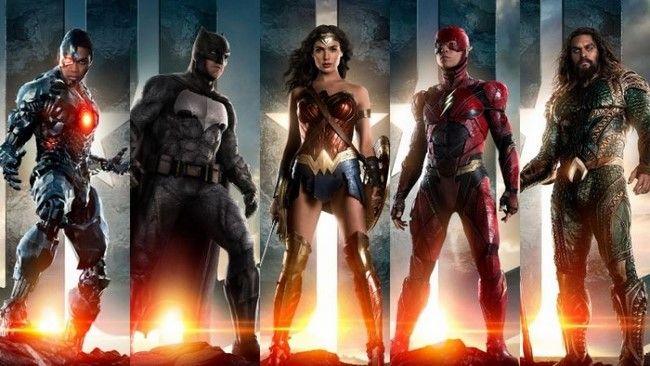 Justice League đã trải qua rất nhiều lần thay đổi mới đạt được bản phim hoàn thiện
