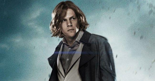 Các cảnh của Lex Luthor đều bị cắt khỏi bản chiếu thử