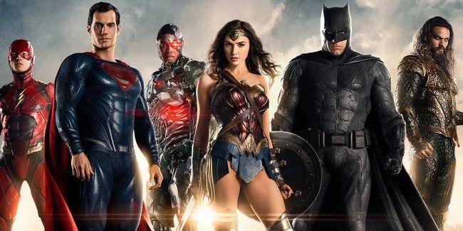 Phản ứng của khán giả dành cho Justice League rất tích cực