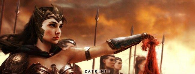 Wonder Woman là một phần không thể thiếu của Flashpoint