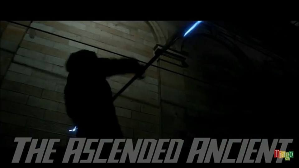 Nhân vật bí ẩn xuất hiện trong clip