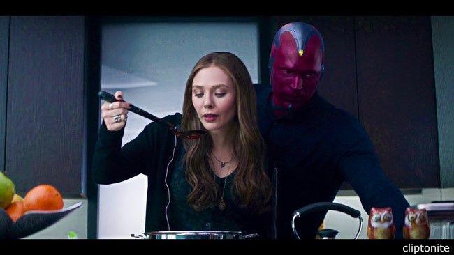 Nếu giả thuyết này là thật thì câu chuyện của Wanda và Vision sẽ rất hấp dẫn