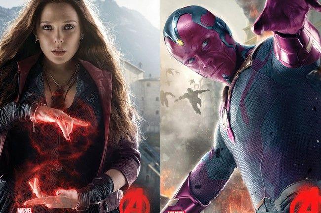 Cốt truyện xoay quanh Wanda và Vision đang bị vô tình tiết lộ?
