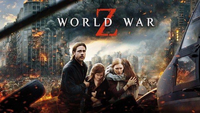 World War Z là tác phẩm có doanh thu cao nhất của Brad Pitt