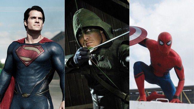 siêu anh hùng được xếp vào thể loại phim hành động và đây cũng là thể loại mang về ít lợi nhuận nhất cho nhà sản xuất