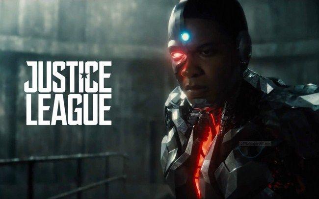 Cyborg có phần thua kém về thời lượng lên sóng hơn so với các nhân vật còn lại