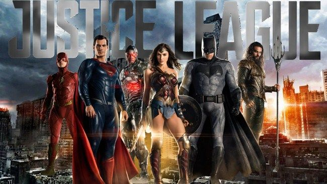 Justice League có màn ra mắt cực kỳ ấn tượng tại thị trường Trung Quốc