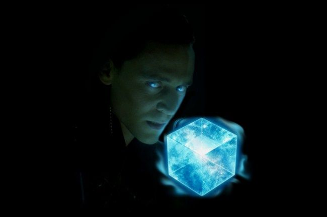 Khối Tesseract đang bị Loki chiếm giữ?